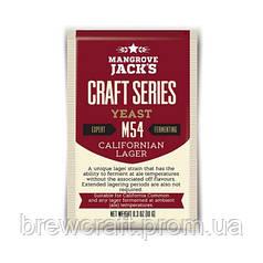 Дрожжи для лагера Mangrove Jack's CS Yeast M54 Californian Lager (10G)