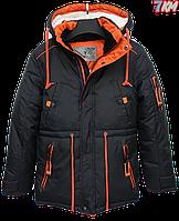 Зимние куртки на мальчика подросток Y-G, P.p 40-48