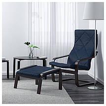 Кресло, цвет темно-синий, фото 3