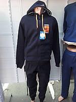 Мужской спортивный костюм c прямой штаниной Турция M-2XL 06