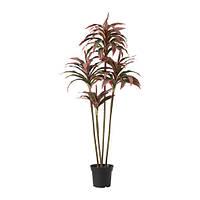 """ИКЕА """"ФЕЙКА"""" Искусственное растение в горшке, Драцена 110 см."""