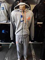 Мужской спортивный костюм c прямой штаниной Турция M-2XL 08
