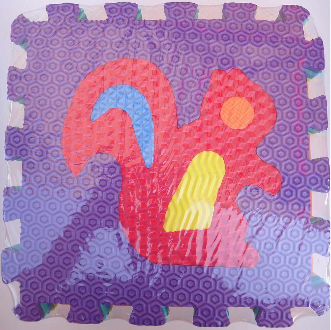 Коврик мозайка М2618 Лесные животные