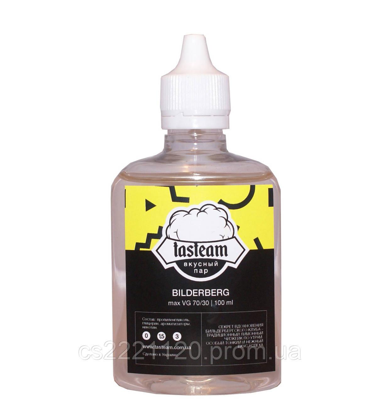 Жидкость TaSTEam Premium line BILDERBERG 100 ml.