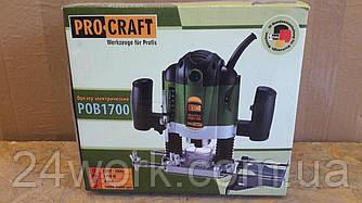 Фрезер Proсraft POB-1700 + набор фрез (12 шт.)