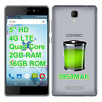 Смартфон Centric P1 CM3321  MTK6735P 1.0 ГГц четырехъядерный процессор 5.0  3950 мАч