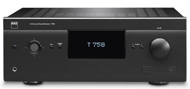 NAD T758 V3 4K UHD AV ресивер