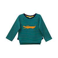 Детский джемпер Крокодил для мальчика Minikin арт. 177907