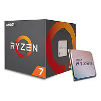Процессор AMD Ryzen 7 1700X (3.4GHz 16MB 95W AM4) Box (YD170XBCAEWOF)