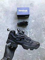 Кроссовки унисекс Reebok Insta pump Fury OG Triple Black
