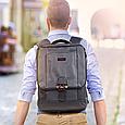 """Рюкзак для ноутбука Promate Commute-BP 15.6"""" Black, фото 7"""