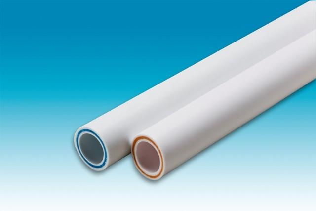 Полипропиленовая труба Fiber ∅ 25 мм