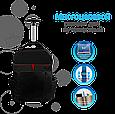"Рюкзак для ноутбука Promate TrolleyPak-1 15.6"" Black, фото 9"