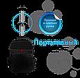 "Рюкзак для ноутбука Promate TrolleyPak-1 15.6"" Black, фото 8"