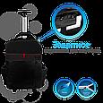 "Рюкзак для ноутбука Promate TrolleyPak-1 15.6"" Black, фото 7"