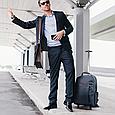 "Рюкзак для ноутбука Promate TrolleyPak-1 15.6"" Black, фото 5"