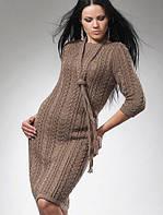 Вязанные платья, туники