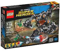 LEGO Super Heroes Лига Справедливости: Сражение в туннеле 76086