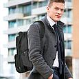 "Рюкзак для ноутбука Promate Voyage 16"" Black, фото 2"