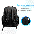 "Рюкзак для ноутбука Promate Voyage 16"" Black, фото 8"