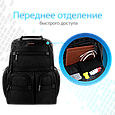 "Рюкзак для ноутбука Promate Voyage 16"" Black, фото 7"