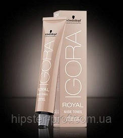 Краска для волос Igora Royal Nudes 60 ml