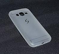Чехол Samsung G360/G361 прозрачный Creative (Самсунг G360/G361, чехол- накладка, бампер, защита для телефонов)