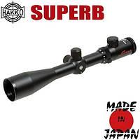 Прицел оптический Hakko Superb 30 3-12x50 (4A IR Cross R/G)