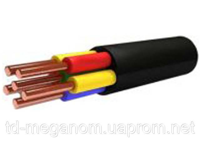 В чем отличие кабелей ВВГ и КВВГ
