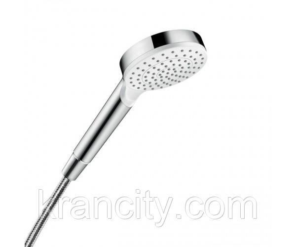 Ручной душ, белый/хром HANSGROHE Crometta 1jet 26331400