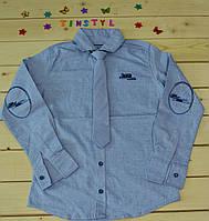 Стильная рубашка  для мальчика  (рост 158-170 см), фото 1