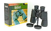 Бинокль Bushnell AXT1136-B с чехлом: кратность 50х, диаметр объектива 50мм