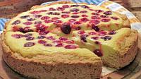 Торт с цукатами смешанных фруктов