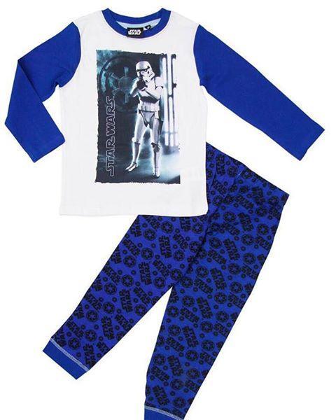 Стильная пижама для мальчика Звездные войны (р.104/110, 116/122)