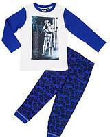 Стильная пижама для мальчика Звездные войны (р.104/110, 116/122, 128/134)