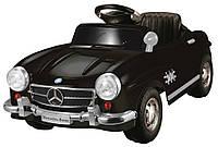 Эл-мобиль T-7912 BLACK легковая на р.у. 6V7AH мотор 1*15W с MP3 110*55*46 ш.к.