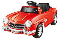 Эл-мобиль T-7912 RED легковая на р.у. 6V7AH мотор 1*15W с MP3 110*55*46 ш.к.