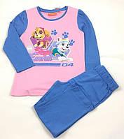 Самая любимая девочками пижама Щенячий патруль (р.98,110)