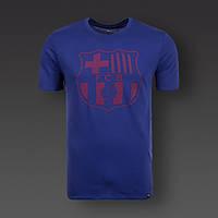Футболкa Nike FC Barcelona Tee 857243-410