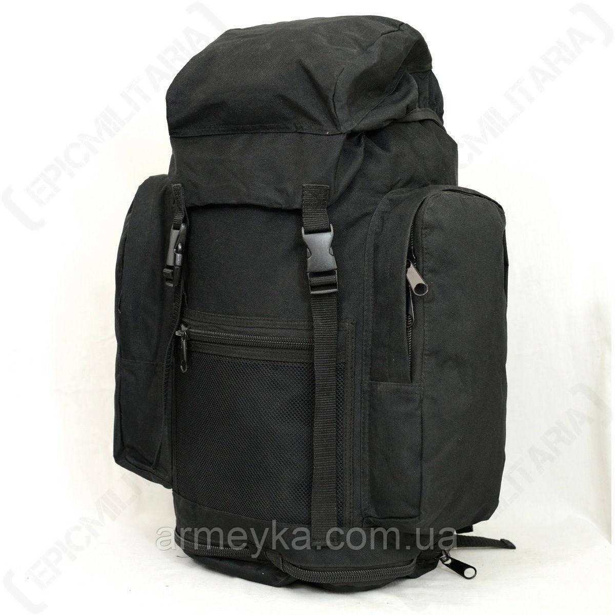 Рюкзак тактический 30L, SR97 MK2 black. ВС Великобритании, оригинал. НОВЫЙ