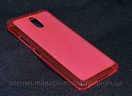 Чехол  Lenovo Vibe P1m розовый