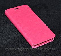 Чехол-книжка LG Y50/H324, Leon, розовый