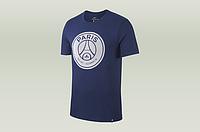 Футболка NIKE PARIS SAINT-GERMAIN CREST 857359-410