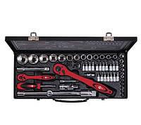 Профессиональный набор инструмента INTERTOOL ET-6056