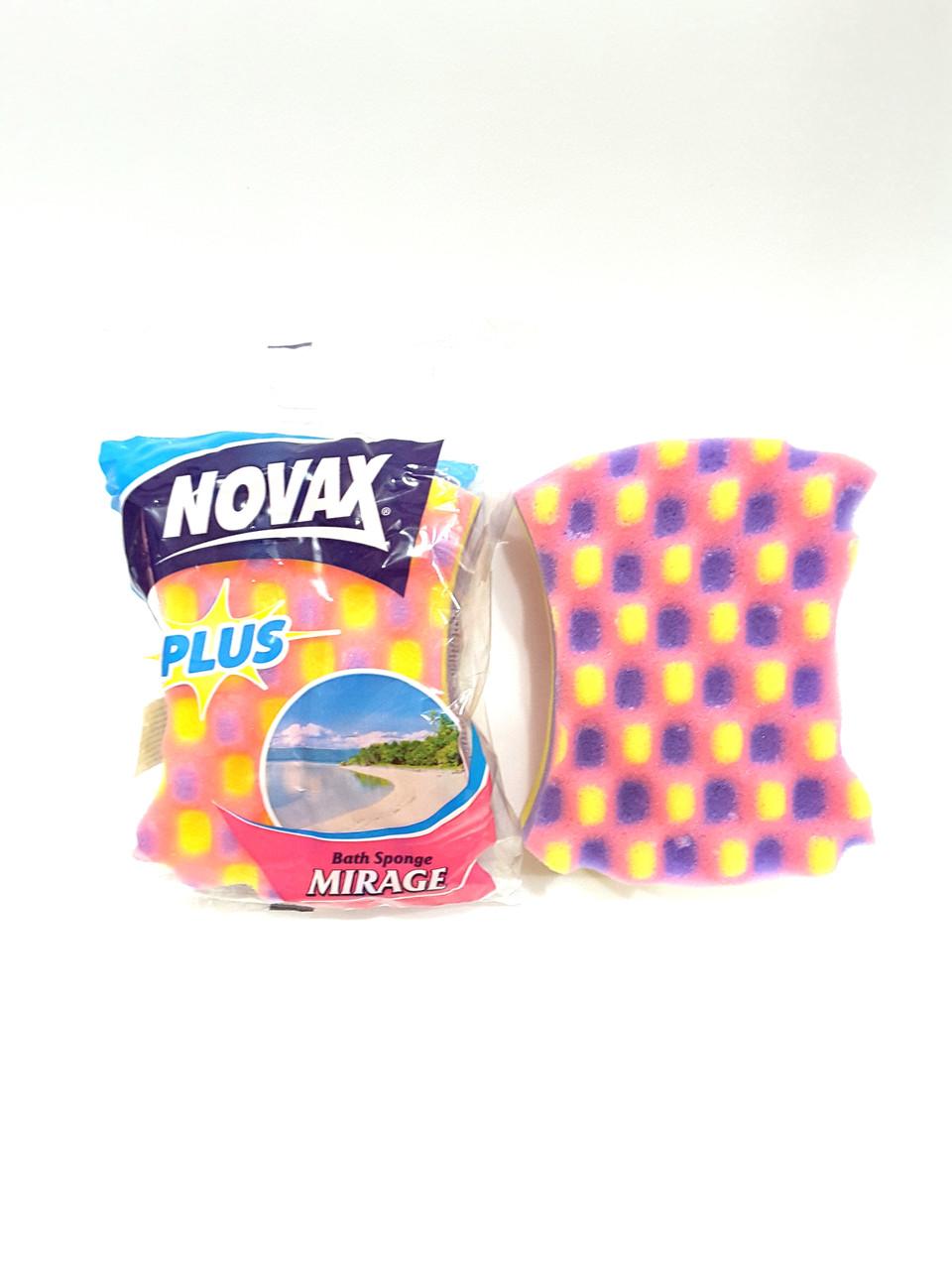 Novax Plus Губка банная Mirage