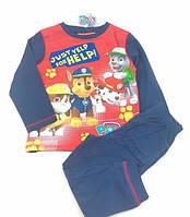 Модная пижама для мальчика Щенячий патруль (р.98)