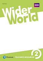 Дополнительные материалы для учителя Wider World 2 Teacher's Resource Pack