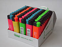 Цветные зажигалки Cricket Пьезо