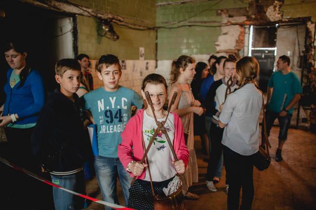 Экскурсия для детей в кузнечную мастерскую. 9