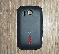 Чехол накладка HTC Wildfire S / A510e черный